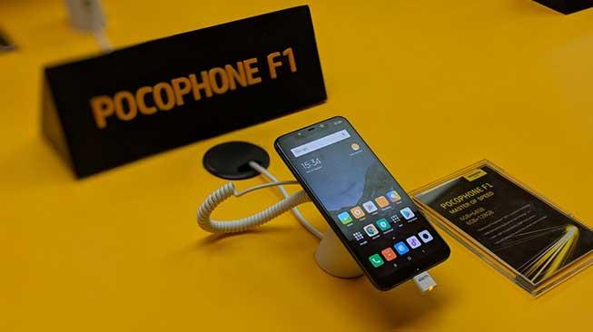 Kelebihan Pocophone F1